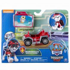 Minivehiculul lui Marshall Patrula Catelusilor