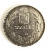 ROMANIA 250 LEI 1939 STARE FOARTE BUNA