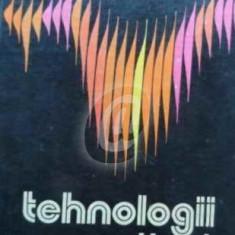 Tehnologii neconventionale, vol. I. Definirea cadrului conceptual