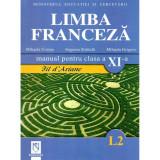 Limba franceza (L2). Manual pentru clasa a XI-a. Fil d'Ariane