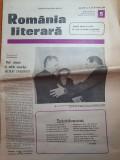 Romania literara 29 ianuarie 1981-ziua de nastere a lui nicolae ceausescu