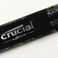 SSD M.2 500GB Crucial SATA-3, 6Gb/s, 100% HEALTH