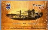 ROMANIA 2012 - ALBUM FILATELIC - TIMISOARA, 600 DE ANI- LP 1936 b, Nestampilat