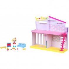Casuta papusa Happy Places S1 Casa Shopkins, 5 ani+, Oem