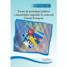 Forme de participare politica a minoritatilor nationale in contextul Uniunii Europene - Sanda FARCAS