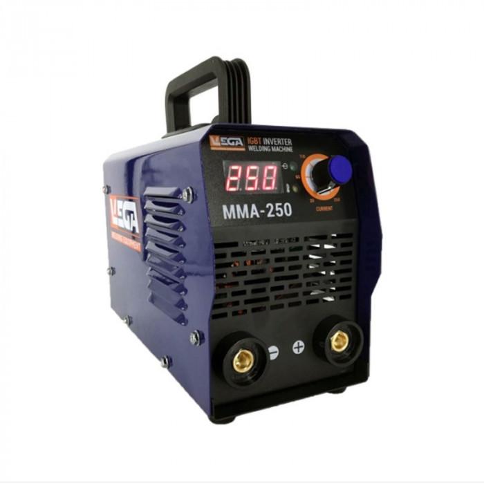 Aparat de sudura tip invertor MMA Vega Craft Tec, 250 A, 6.6 kW