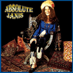 Janis Joplin Absolute Janis Best Of (2cd)