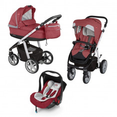 Espiro Next carucior multifunctional 3:1 - 08 Stylish Coral 2017