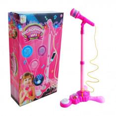 Microfon Malipen cu stativ si conexiune MP3