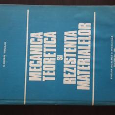 Florian Virgiliu - Mecanica teoretica si Rezistenta materialelor