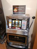 Vând joc electromecanic slot machine,Bally one arm bandit