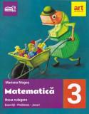 Noua culegere de matematică pentru clasa a III-a. Exerciţii, probleme, jocuri