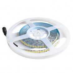 Banda Party cu 60 LED-uri SMD28350, rola 5 m, alb cald
