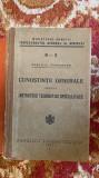 cunostinte generale asupra instructiei tehnice de specialitate.an1931