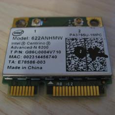 Placa wireless laptop Toshiba Tecra M11, Intel Advanced-N 6200, G86C0004V710