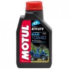 Ulei moto MOTUL ATV UTV QUAD 4T 10W40 1L