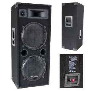 BOXA 3CAI 2X15 inch/38CM 400W RMS