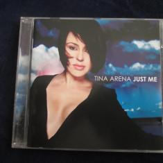 Tina Arena - Just Me _ cd,album _ Columbia ( Europa , 2001 )