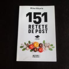 151 retete de post - Mihai Basoiu