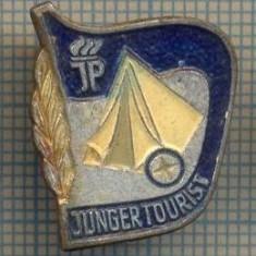 Y 942 INSIGNA -PIONIERI - JUNGER TOURIST-REPUBLICA DEMOCRATA GERMANA