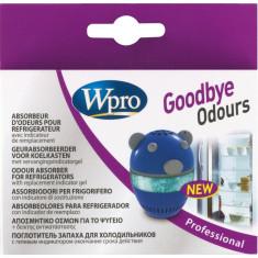 Absorbant de mirosuri Wpro, pentru aparate frigorifice, Blue Lemon