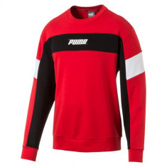 Bluza barbati Puma Rebel Crew Neck Mens Sweater 85419711
