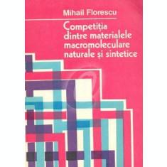 Competitia dintre materialele macromoleculare naturale si sintetice