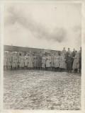 Fotografie baterie artilerie romaneasca 1926 poza veche