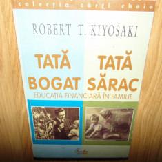 TATA BOGAT,TATA SARAC -ROBERT T.KIYOSAKI