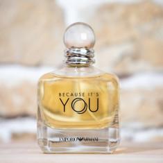 Emporio Armani Because It's You 100 ml | Parfum Tester