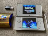 Nintendo DSI Modat R4 cu jocuri pe card->Pokemon Black/White/Super Mario/Zelda