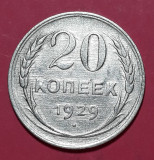 A5604 Rusia 20 kopecks kopeks 1929