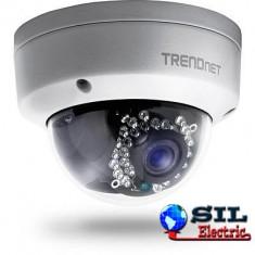 Camera de supraveghere PoE 3MP Dome Day/Night outdoor Trendnet