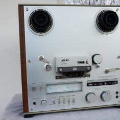Magnetofon AKAI GX620 Silver cu NAB