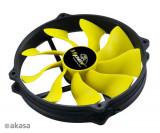 Ventilator AKASA AK-FN073 SuperSilent Viper R 145mm