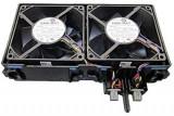 Sistem racire Cooler Ventilator Dual Dell Poweredge T610 Fan Dell GY676 GN533
