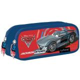 Penar cu doua buzunare Jackson Storm si Fulger McQueen Cars 3