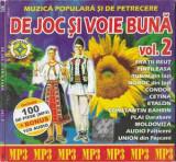 CD De Joc Și Voie Bună Vol. 2  , original