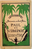 PAUL ET VIRGINIE de BERNARDIN DE SAINT-PIERRE, EXEMPLAIRE NR. 729, 1975