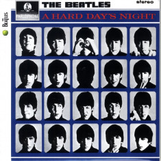 Beatles The A Hard Days Night remaster 2009 digipack (cd)