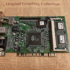 Placa video PCI colectie Ati 3D RAGE Pro 6Mb