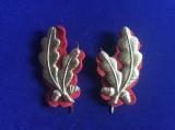 Insigne militare - Petlițe pentru tinuta de oraș - Subofițeri - Infanterie
