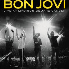 Bon Jovi Live At Madison Square Garden (bluray)