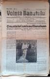 Ziarul VOINTA BANATULUI, numere din 1941-1942
