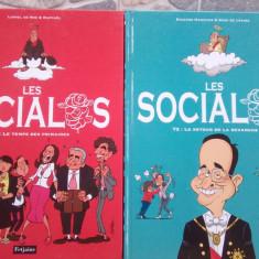 BENZI DESENATE-LES SOCIALS 1-2