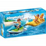 Set Ambarcatiune si Barcuta, Playmobil