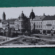 20ADE - Vedere - Carte postala - Cluj - Palatele Statusului Rom Catolic