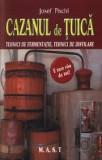 CAZANUL DE ȚUICĂ, tehnici de fermentație, tehnici de distilare - JOSEF PISCHL, 2009