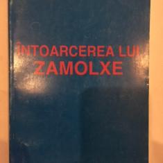 Corut Pavel, Intoarcerea lui Zamolxe