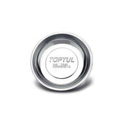 Tava magnetica rotunda Toptul foto